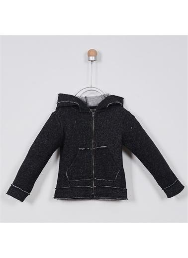 Panço Panço Sweatshirt Erkek Çocuk  Siyah